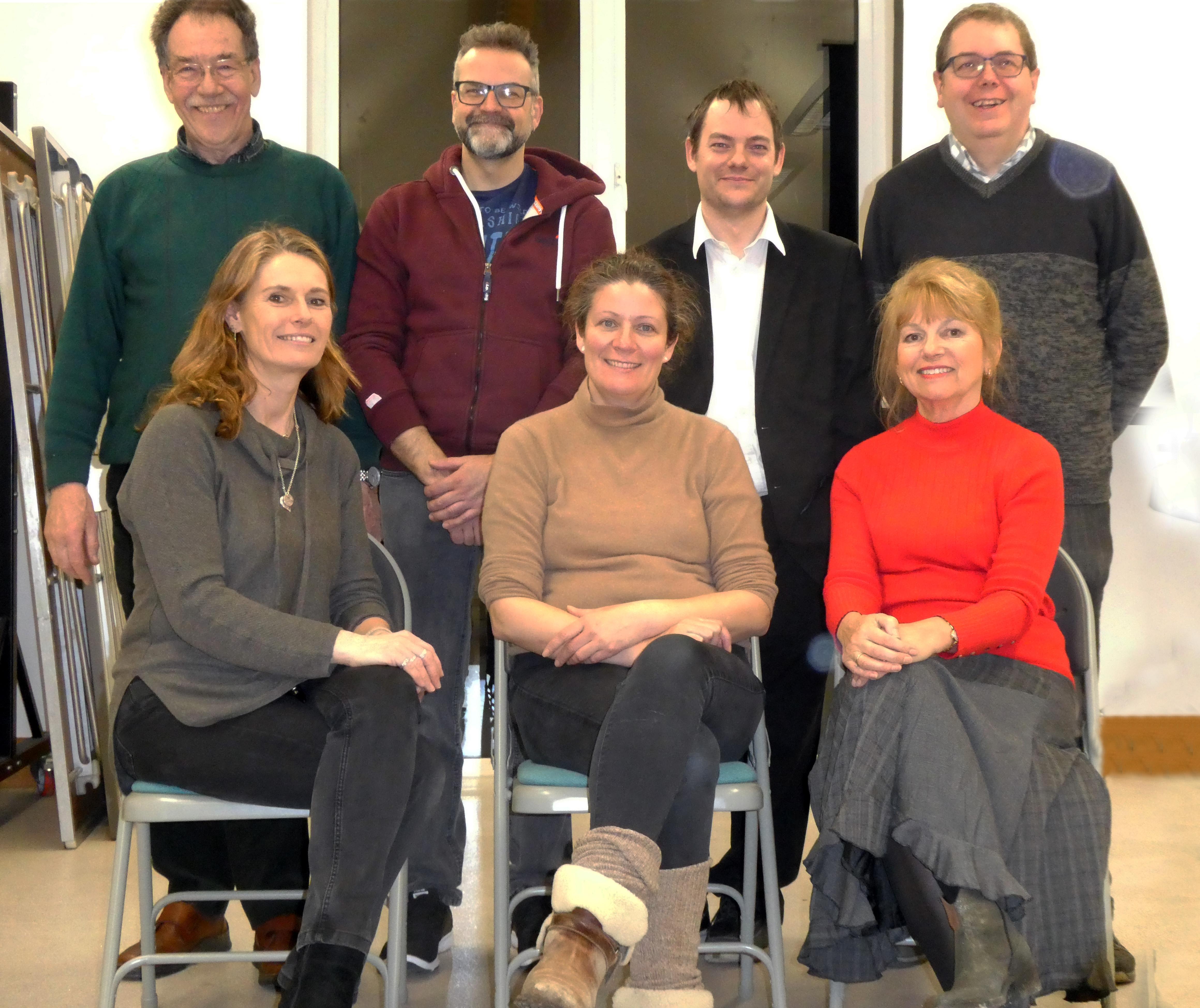 The Team 20th Feb 2020